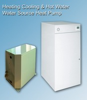 Heating Cooling &DHW Geothermal Heat Pump-19KW-product-170