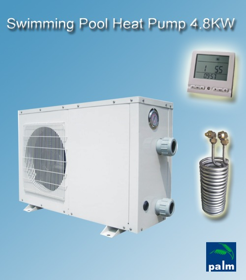 China Heat Pump Swimming Pool Heat Pump 4 8kw